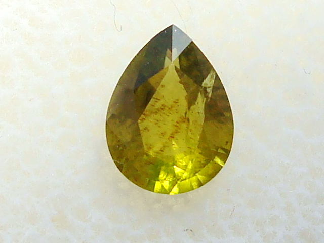 .81 ct Pear shaped