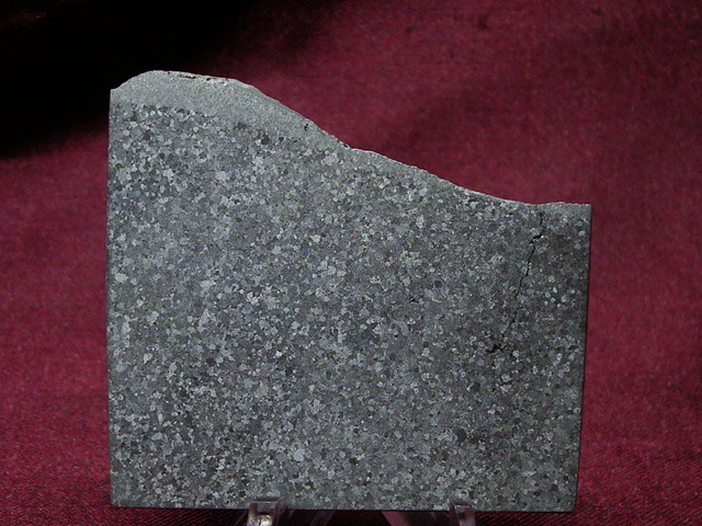 Carver Meteorite Slices For Sale
