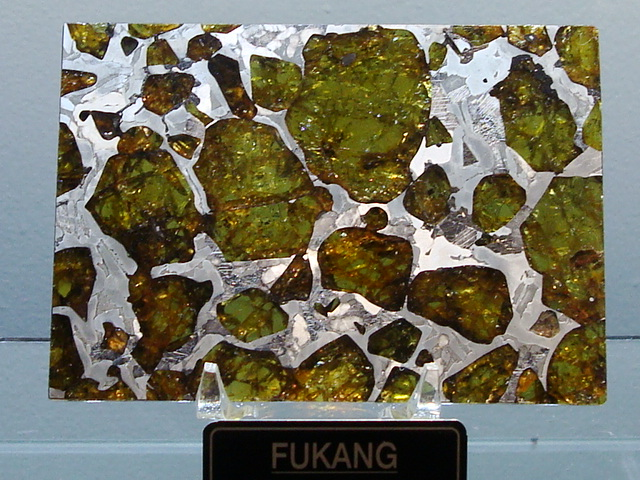 Fukang Pallasite Meteorite Collection