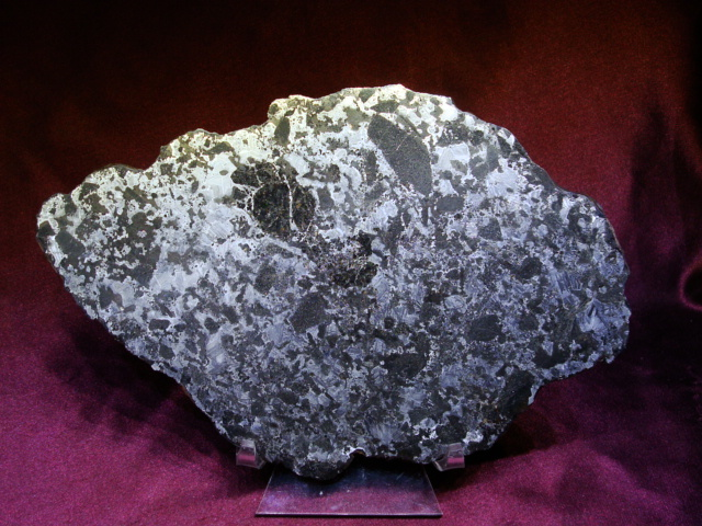 Maslyanino Silicated Iron Meteorite - 257.1 grams