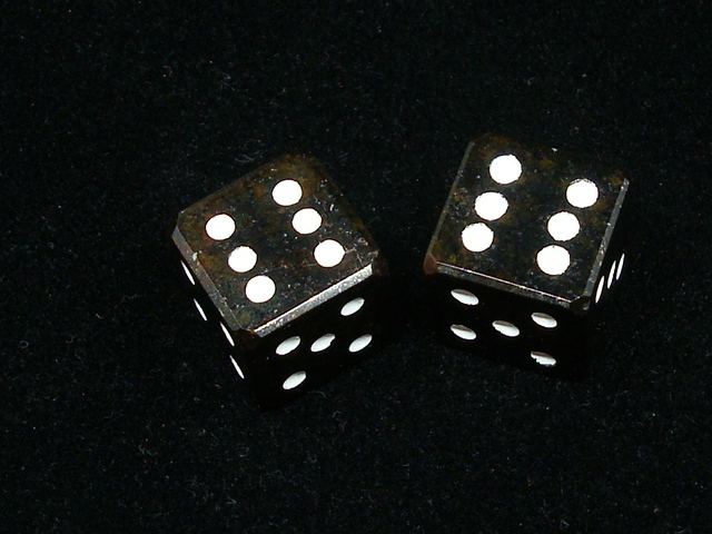 Meteorite Dice for Sale